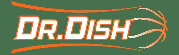 Dr Dish Logo Orange OL