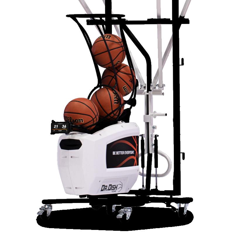 Home Basketball Shooting Machine