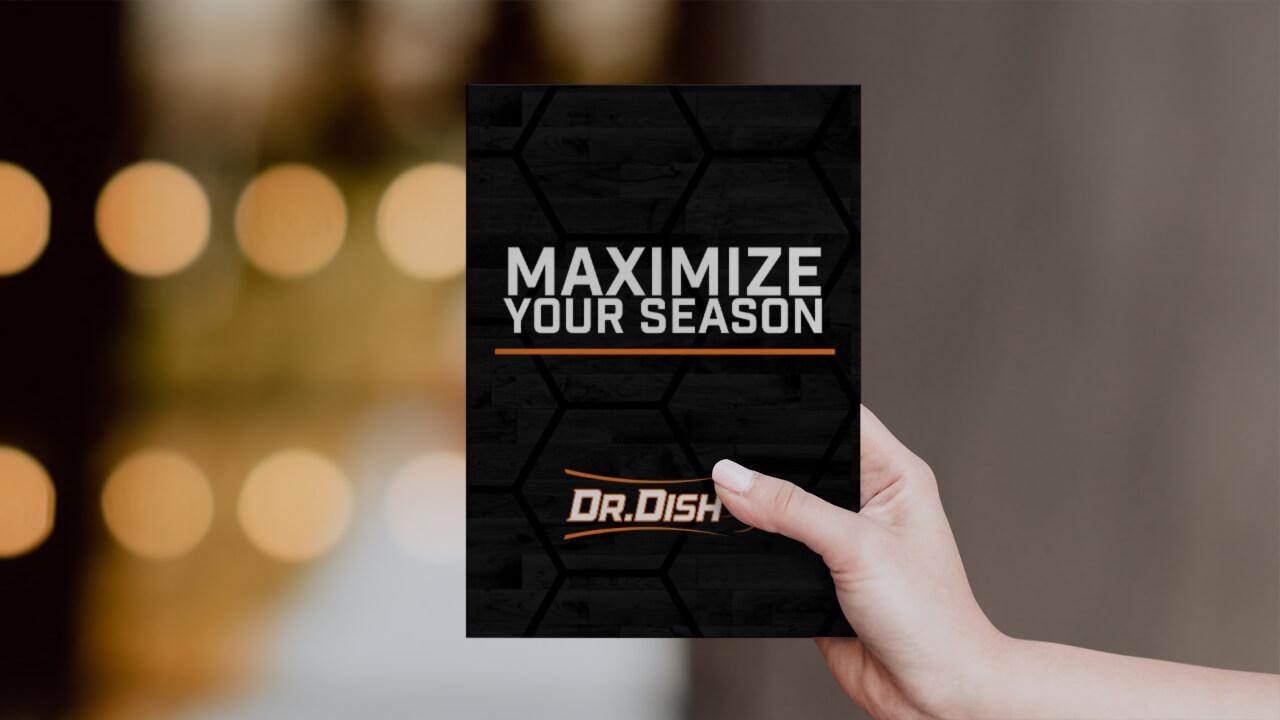 Maximize Your Season Guidebook